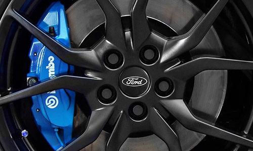 Black Wheel Nuts