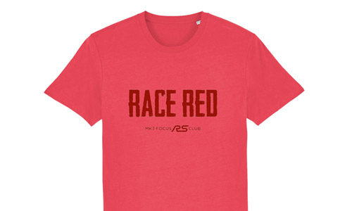 Race REd Mk3 Focus RS T-Shirt