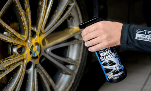 E-Tech Pro Wheel Cleaner