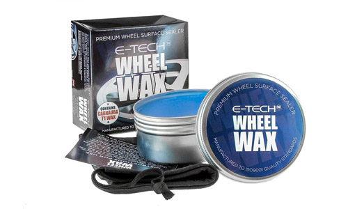 E-Tech Wheel Wax