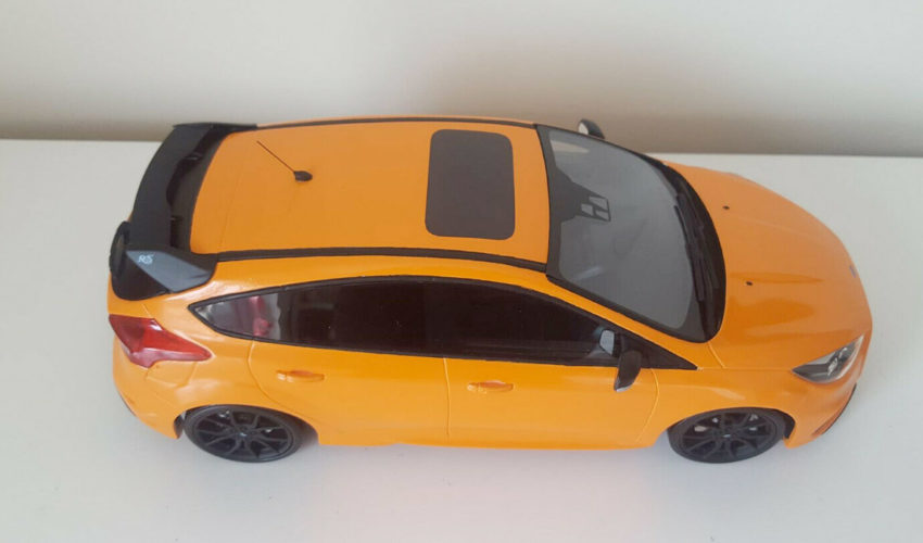 Otto Heritage Model Mk3 Focus RS
