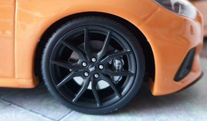 Otto Heritage Model Mk3 Focus RS Wheel