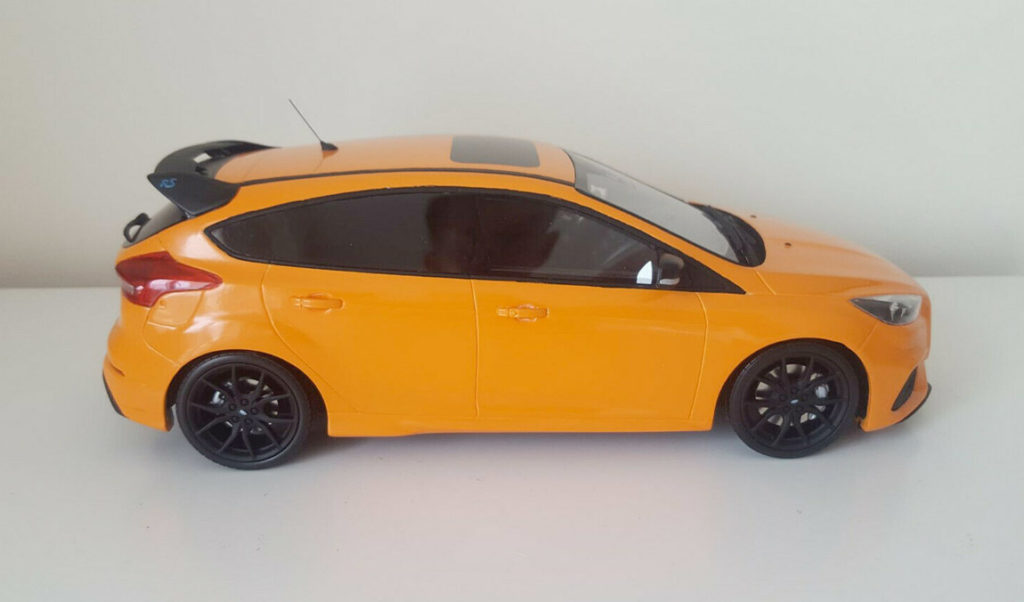 Otto Heritage Model Mk3 Focus RS Side