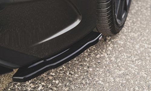 Race Design Rear Side Splitters
