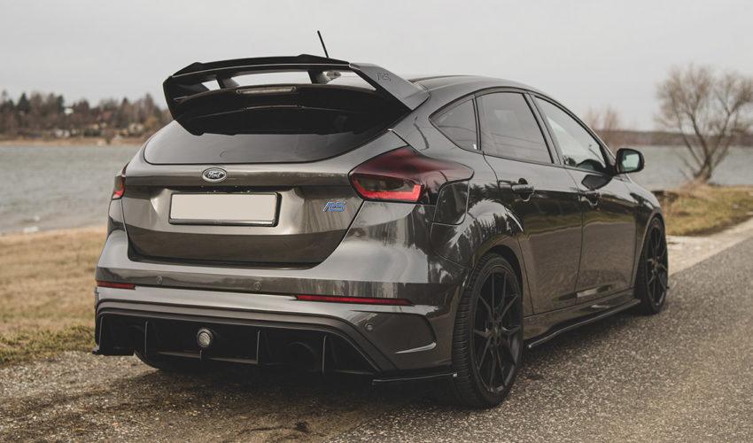 Race Design Side Splitters Mk3 Focus RS