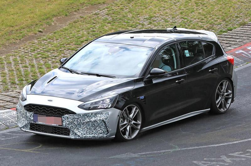 Mk4 Focus RS Spied