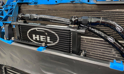 HEL Oil Cooler